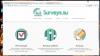 Сайт-опросник surveys.su