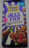 Шоколад Alpen Gold Max Fun взрывная карамель, мармелад, печенье