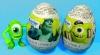 """Шоколадное яйцо Zaini """"Disney Pixar Monsters University"""""""