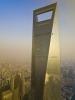 Смотровая площадка в Шанхайском всемирном финансовом центре