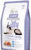 Сухой корм для кошек Brit Care Lilly Sensitive Digestion гипоаллергенный с ягненком и лососем