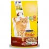 Сухой корм для кошек Purina Friskies с мясом и полезными овощами