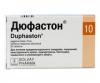"""Таблетки Solvay Pharma """"Дюфастон"""""""