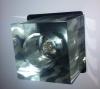 Точечный встраиваемый потолочный светильник Feron DL-173,хром арт. 18877