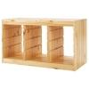 Труфаст, система для хранения, каркас, сосна IKEA