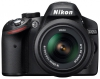 Цифровой зеркальный фотоаппарат Nikon D3200