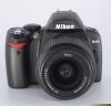 Цифровой зеркальный фотоаппарат Nikon D40