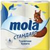 """Туалетная бумага """"Mola"""" Стандарт"""