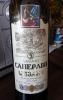 """Вино столовое красное сухое """"Саперави"""" Грузинские вина"""