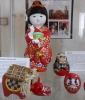 """Выставка """"Японская кукла в музее"""" (Тольятти, Краеведческий музей, бульвар Ленина, д. 22)"""