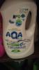 Жидкое средство для стирки детского белья Aqa baby с первых дней жизни