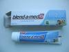 """Зубная паста Blend-a-Med 3-эффекта с активным фтором """"Зеленое яблоко"""""""