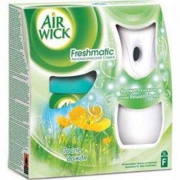 """Автоматический аэрозольный освежитель воздуха Air Wick Freshmatic """"После дождя"""""""