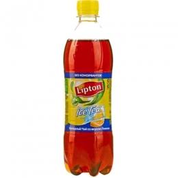 Чай Lipton Ice Tea вкус лимона