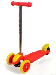 Детский 3-колесный самокат EcoBalance