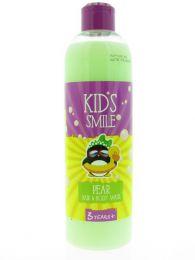 """Детский шампунь и гель для душа """"Kids smile"""" груша"""