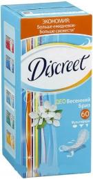 Ежедневные прокладки Discreet DEO Весенний бриз