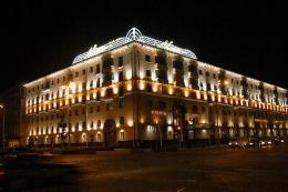 Гостиница Минск (Беларусь, Минск)