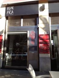 Кафе-ресторан Pepe Pica (Валенсия, Испания)