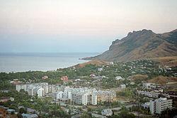 Коктебель (Крым)