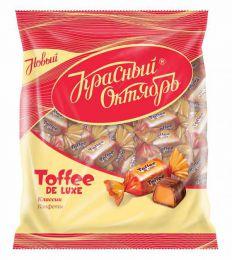 """Конфеты Красный октябрь """"Toffee de luxe классик"""""""