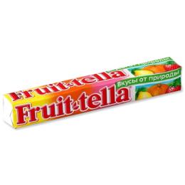 Жевательные конфеты Fruit-tella