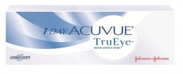 Контактные линзы 1-Day Acuvue TruEye Johnson&Johnson