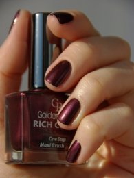 Лак для ногтей Golden Rose Rich Color №34
