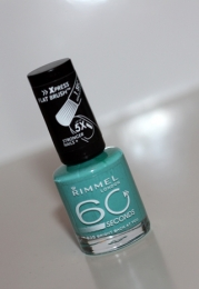 "Лак для ногтей Rimmel 60 Seconds 835 ""Bright back at you"""