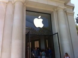 Магазин Apple в Барселоне (Испания)