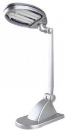 Настольная лампа Camelion KD-021 серебро