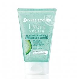 """Очищающий гель для лица Hydra Vegetal Yves Rocher """"Свежее увлажнение"""""""