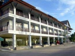 Отель Laem Din Hotel (Таиланд, Самуи)