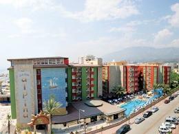 Отель Sonas Alpina 4* (Турция, Алания, Махмутлар)