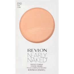 Компактная пудра Revlon Nearly Naked тон № 010