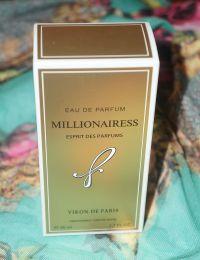 Парфюмерная вода Новая Заря Dikon de Paris «Millionairess»