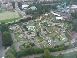 Парк Мини-Европа в Брюсселе (Бельгия)