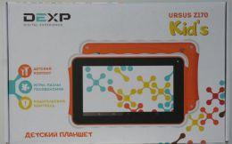 Планшет Dexp Ursus Z170 Kid's