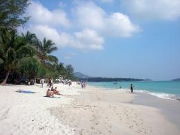 Пляж Chaweng (Таиланд, Самуи)