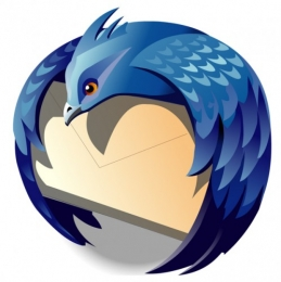 Почтовый клиент Mazilla Thunderbird для Windows