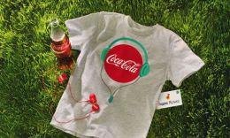 """Подарочная акция """"Слушай своё лето с Coca-Cola"""""""