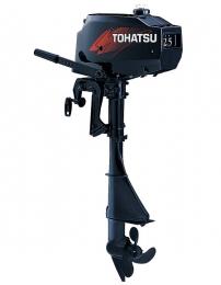 Подвесной лодочный мотор Tohatsu M 2.5