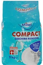 """Порошок для посудомоечной машины Minel """"Compact"""""""