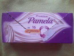 Прокладки ежедневные Pamela Premium Slip Extra Long Soft Dry