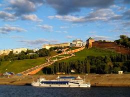 Город Нижний Новгород (Россия)