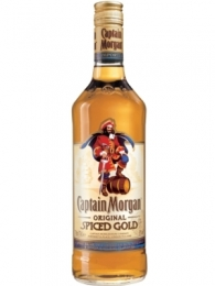 Ром Captain Morgan Spiced Gold