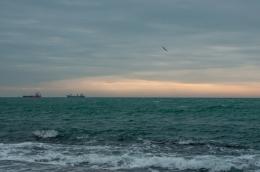 Рыбалка на Черном море (Россия, Туапсинский район)