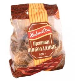 """Шоколадные пряники """"Хлебный Дом"""""""