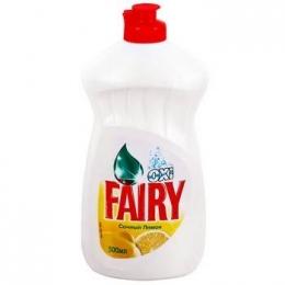 Средство для мытья посуды Fairy сочный лимон