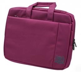 """Сумка для ноутбука Continent CC-215 PP 15,6"""", бордовый цвет"""
